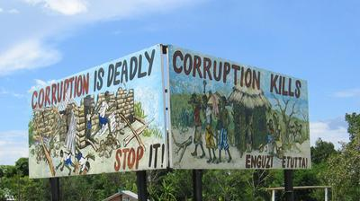 relationship between democracy and corruption in africa
